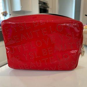 NWOT YSL Beaute Cosmetic bag